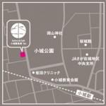 小城鍋島家 map